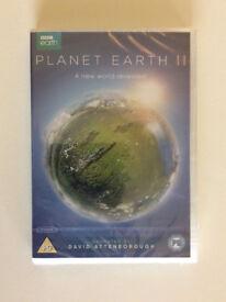 Planet Earth II DVD - Brand New