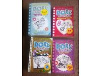 Dork Diaries books