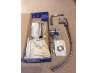 Grohe Atrio free standing basin mixer