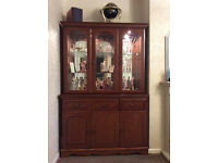 Glass Display Unit/Wall cabinet furniture