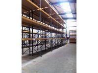 4 Tier Warehouse Longspan Pallet Racking Bay