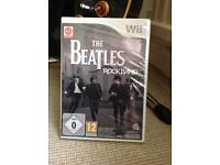 The Beatles Rockband for Wii
