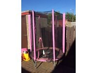 SOLD Kids Junior Trampoline