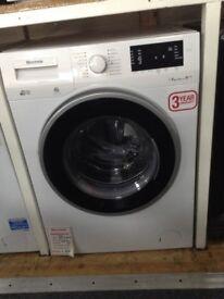Blomberg 9kg washing machine. RRP £369. New/graded 12 month Gtee