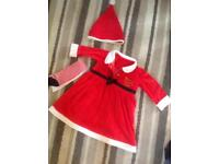 Various Baby Christmas outfits, great condition.