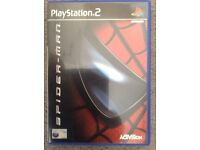 Spider Man Game PS2