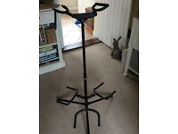 Guitar stand (holds 3).