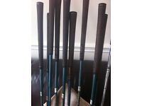Ladies or youths full set of golf clubs