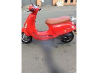 Learner legal scooter 50 cc