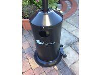New unused gas patio heater