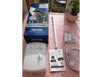 Triton Enrich 9.5 kW Electric shower.. New never used.