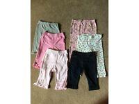 Baby girls leggingsqwc