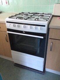 Amica 60cm gas cooker