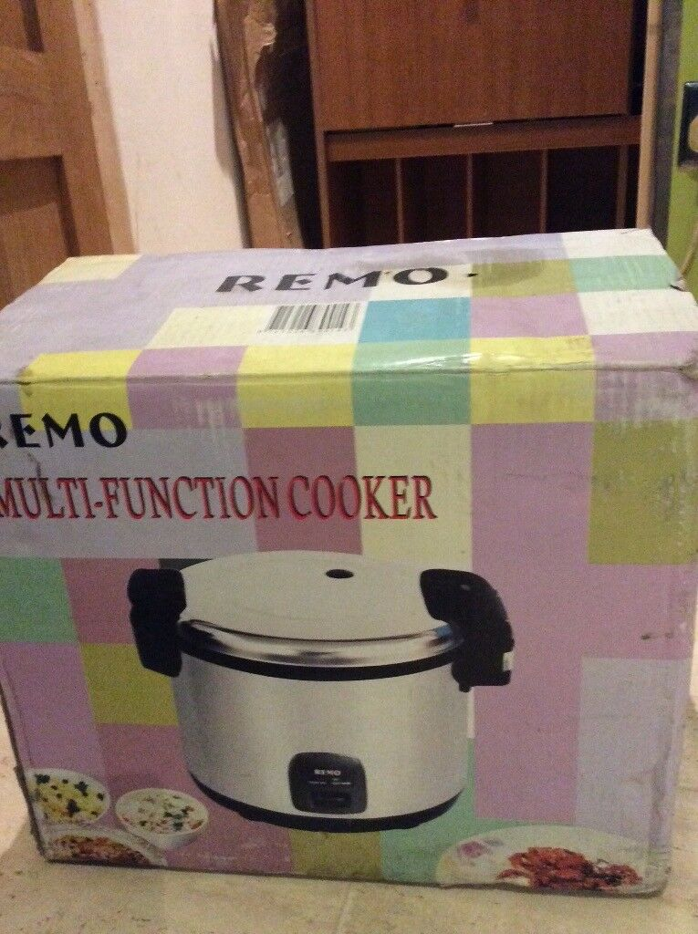 Comertial rice cooker