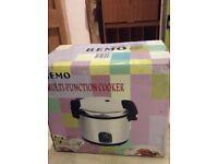 Comertial rice cooker