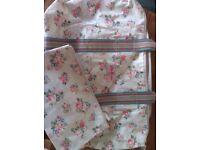 Cath Kidston floral foldaway bag
