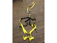 Safety a Harness with Fall Arrest