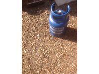 CALOR gas bottle 7kg full