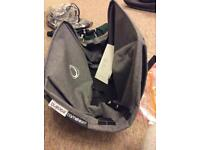 Brand new grey melange Bugaboo basket
