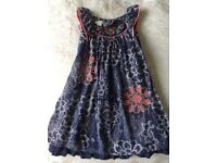 Child's monsoon dress
