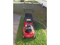Harry 35 classic petrol lawn mower