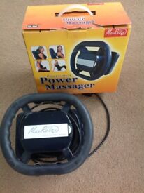 PROFESSIONAL POWER MASSAGER - Perfect CHRISTMAS present