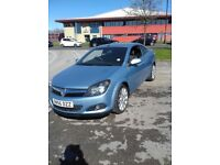 Vauxhall Astra Twin Top Turbo Petrol - superb condition! 36000 miles
