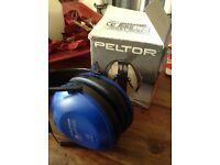 Peltor Ear defenders