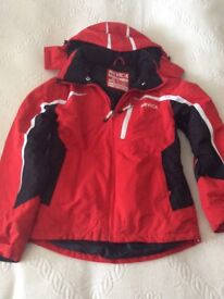 NEVICA MENS SKI JACKET EXTRA SMALL WORN ONLY FIVE DAYS
