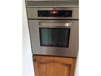 Oven, electric, stainless steel