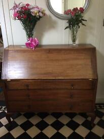 Antique Large Bureau