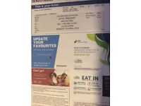 Arcade Fire ticket at SSE Hydro on Monday 16th April