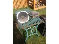 3 .....12 inch speakers £10 each