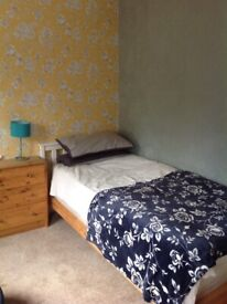 Big double size bedroom in cosy house