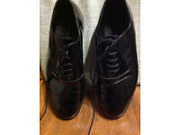 Black stage/dance shoes