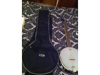 Remo Weatherking banjo amazing condition