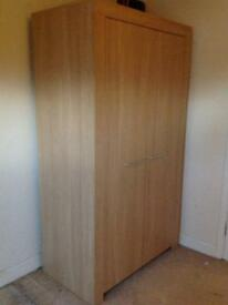 Large Double Wardrobe delivered