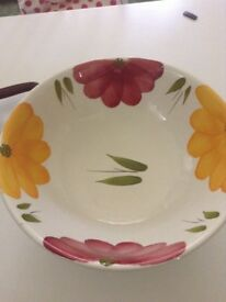 Lage Bowl, hand painted in Italy