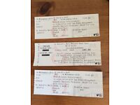 2 Tickets for Professor Brian Cox of Stargazing Live