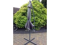 3m garden parasol