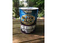 Bitumen Paint for metal (Black)
