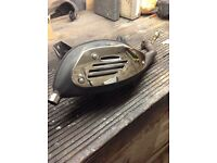 Vespa gts 125 exhaust superb condition Supersport 2014