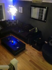 Furnished double room (with bathroom)