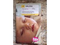 Baby sleep book 50p HAROLD HILL