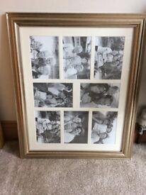 8 Aperture photo frame