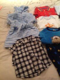 BABY BOY CLOTHES BUNDLE - Size 6/9 Months