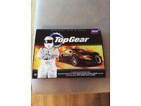 Top Gear DVD & Book set - new - REDUCED