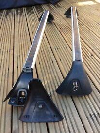 Genuine Peugeot 207 Roof Bars