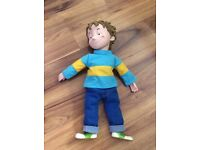 Horrid Henry talking doll
