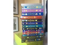 First 14 seasons of The Simpsons